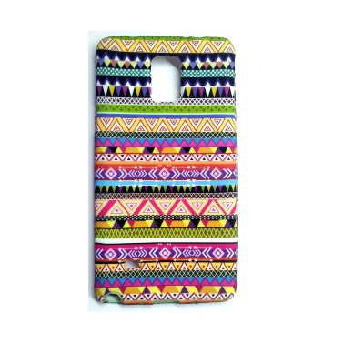 Samsung Galaxy Note 4 aztec Soft Back Case Cover